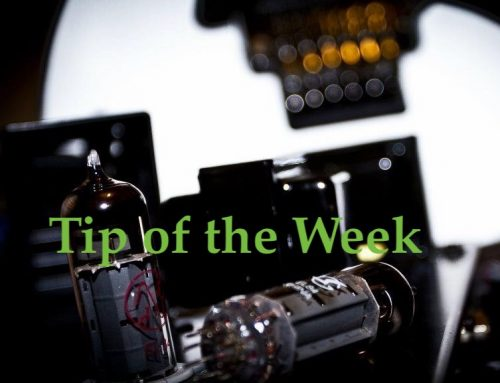 Tip of the Week: Remember that data protection rules apply to mailing lists