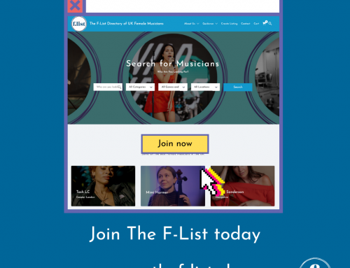 Tip of the Week: Visit The F-list Website